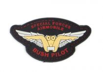 PATCH 3D - BUSH PILOT - PVC - JTG