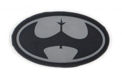 PATCH 3D - BUTTMAN - PVC - JTG