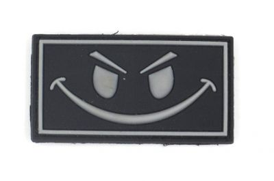 PATCH 3D - EVIL SMILE - PVC - JTG