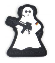 PATCH 3D - GERMAN GHOST RECON - PVC - JTG
