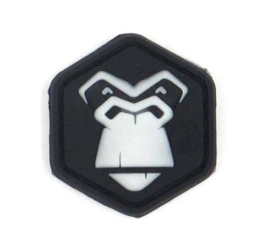 PATCH 3D - GORILLA CAT EYE - PVC - JTG