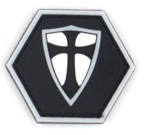 PATCH 3D - RECTE FACIENDO SHIELD - PVC - JTG
