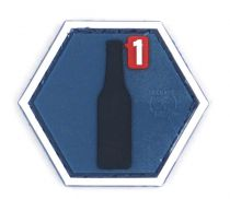 PATCH 3D - REQUEST BEER - PVC - JTG