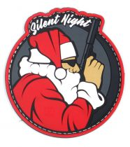 PATCH 3D - SILENT NIGHT OPERATOR - PVC - JTG