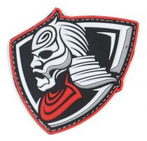 PATCH 3D - VIKING LONE WARRIOR - PVC - JTG
