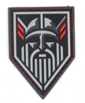PATCH 3D - VIKING ODIN - PVC - JTG