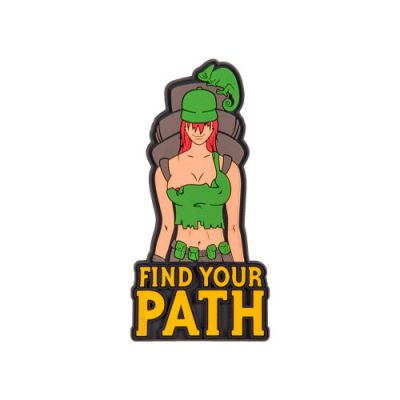 PATCH FIND YOUR PATH - HELIKON TEX