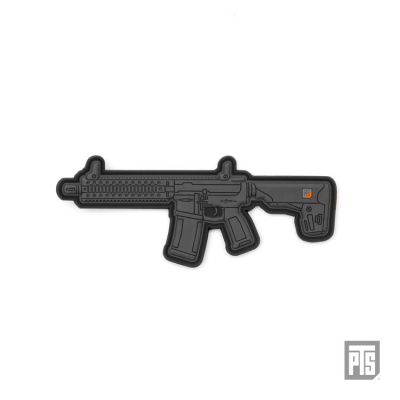 PATCH PVC 4 C4 - PTS