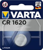 PILE LITHIUM 3V - CR1620 - VARTA