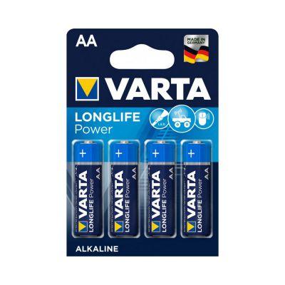 Piles (High Energy) AA/LR06 - Varta