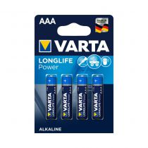 Piles (High Energy) AAA/LR03 - Varta