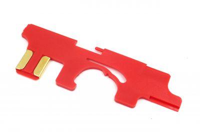 PLAQUE DE SÉLECTION - HARD - MP5 - PROMETHEUS