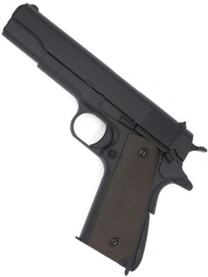 RÉPLIQUE 1911 - FULL MÉTAL - GREEN GAS - KJW