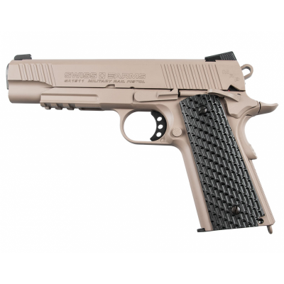 REPLIQUE 4.5MM SA 1911 CO2 - SWISS ARMS