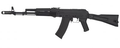 REPLIQUE AIRSOFT AEG AK-74M BLOWBACK FULL METAL - JING GONG