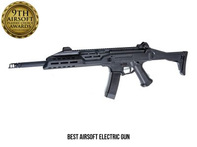 REPLIQUE AIRSOFT AEG CZ SCORPION EVO 3A1 CARBINE - ASG