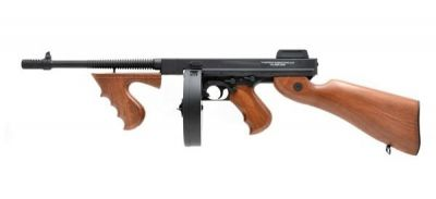 REPLIQUE AIRSOFT AEG M1928 A1 FULL METAL CM051  - CYMA