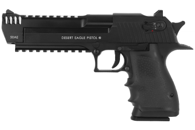 REPLIQUE AIRSOFT CO2 DESERT EAGLE L6 - CYBERGUN