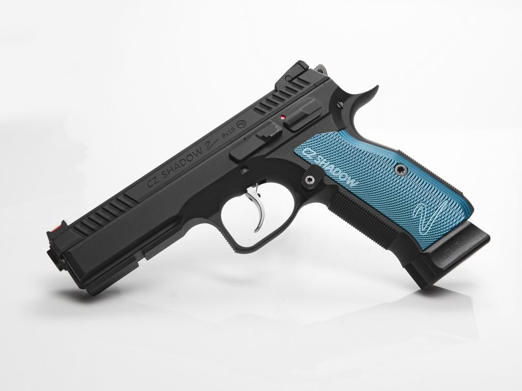 REPLIQUE AIRSOFT CZ SHADOW 2 CO2 - ASG