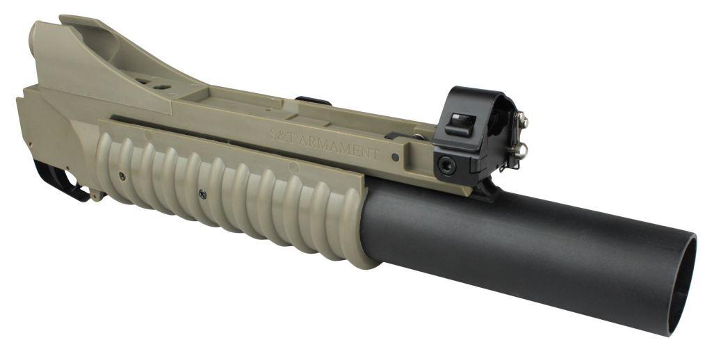 REPLIQUE AIRSOFT LANCE GRENADE M203 LONG - S&T