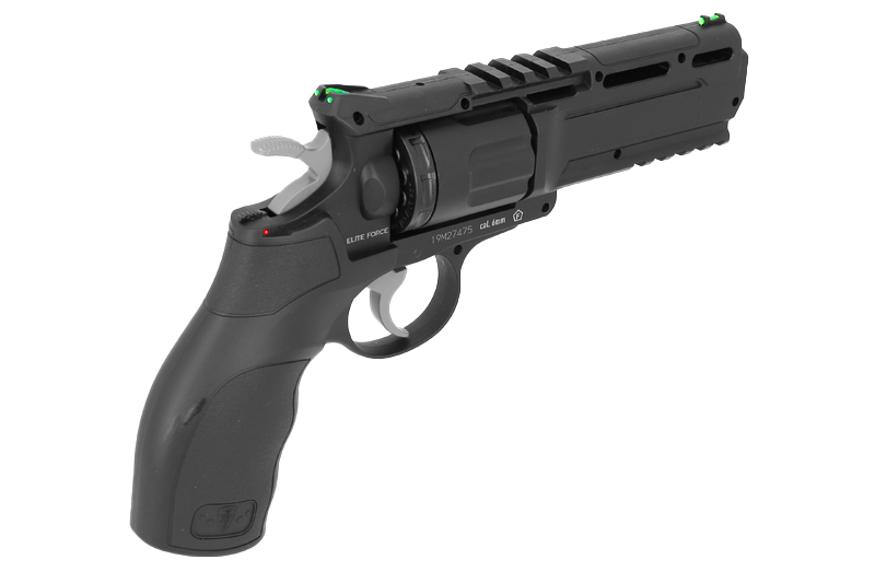 REPLIQUE AIRSOFT REVOLVER H8R ELITE FORCE - UMAREX