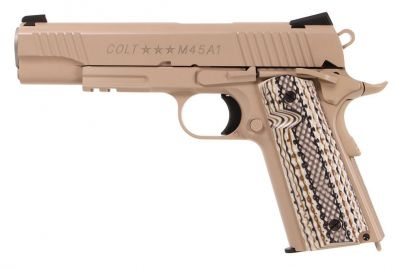 REPLIQUE DE POING AIRSOFT COLT M45A1 - CYBERGUN