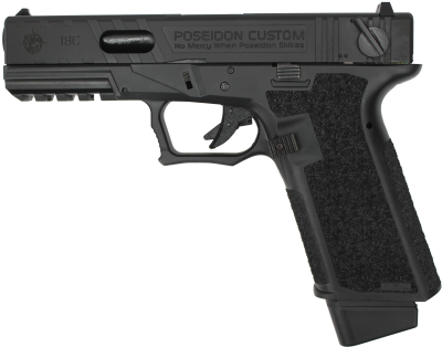 REPLIQUE DE POING AIRSOFT P18 EVO II - POSEIDON