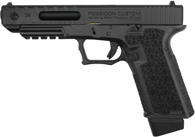 REPLIQUE DE POING AIRSOFT P34 EVO II - POSEIDON