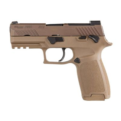 REPLIQUE DE POING AIRSOFT SIG P320-M18 - VFC
