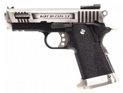 REPLIQUE DE POING HI-CAPA 3.8 VELOCIRAPTOR - WE