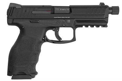REPLIQUE DE POINT AIRSOFT GREEN GAS HK VP9 TACTICAL - UMAREX