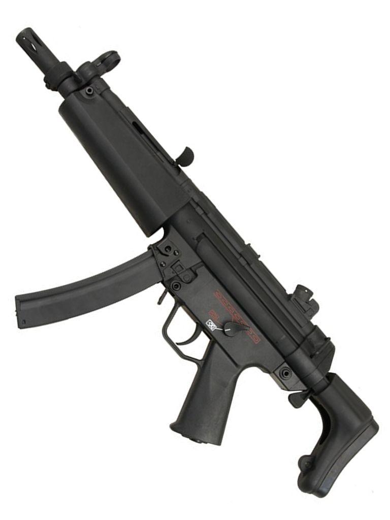 RÉPLIQUE MP5 A5 - EBB - PACK COMPLET - CYMA