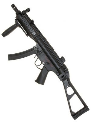 RÉPLIQUE MP5 A5 RAS - EBB - PACK COMPLET - CYMA