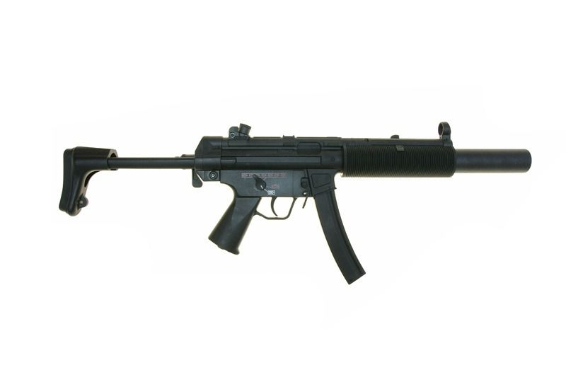 REPLIQUE TYPE MP5SD6 EBBR (CM049SD6) - CYMA