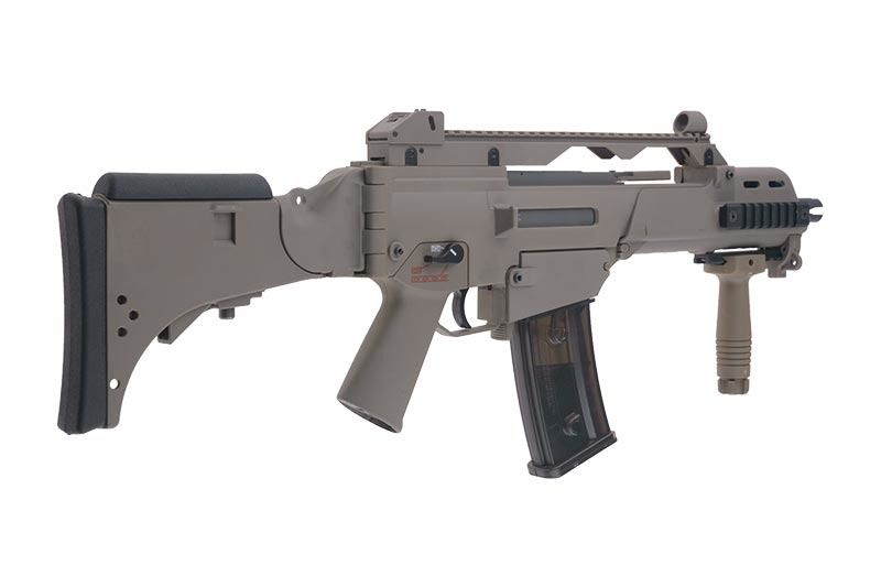 SA-G12V - EBB - TAN [SPECNA ARMS]