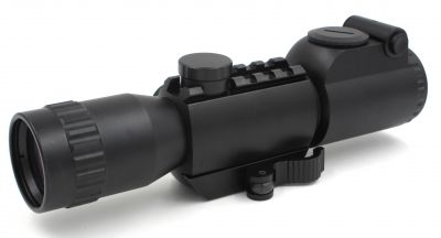 SCOPE RED/GREEN 4X32 QD [AIM-O]