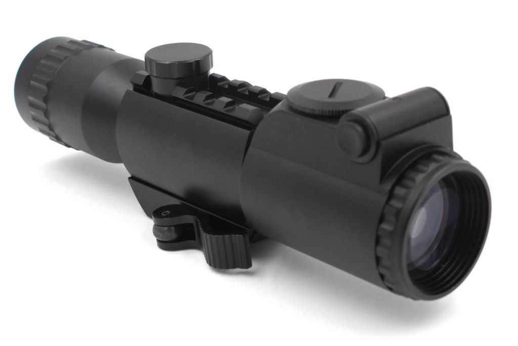 SCOPE RED/GREEN 4X32 QD [AIM-O]