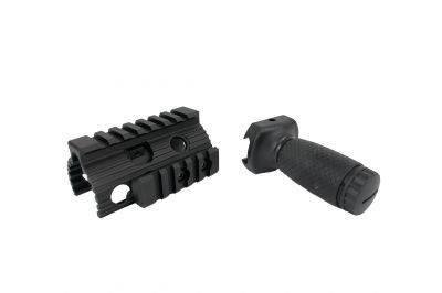 SET POMPE POUR REPLIQUE AIRSOFT M870 BREACHER TM - G&P LASER PRODUCT