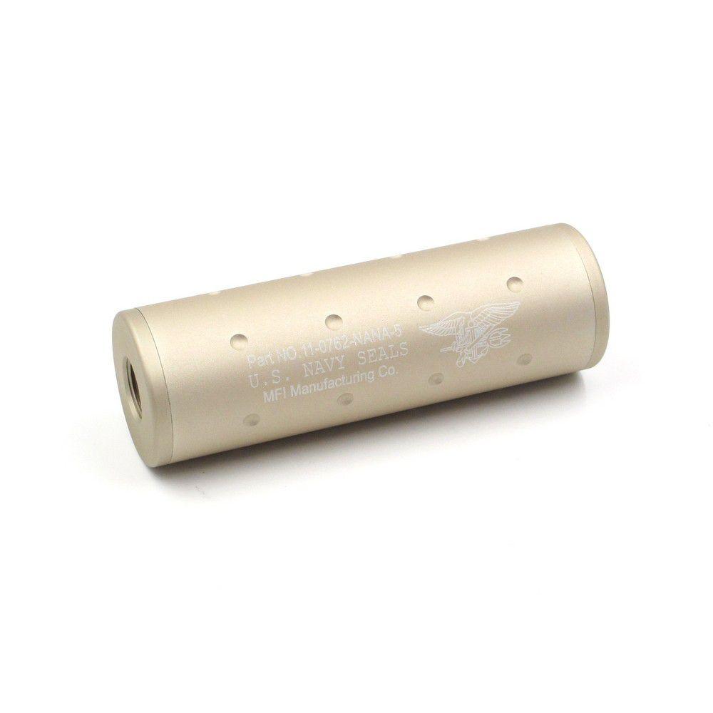 Silencieux 107 x 35 mm (Navy Seals) (Dark Earth) - FMA