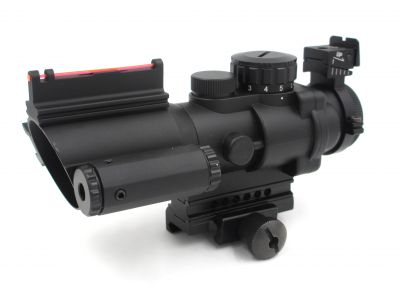 SNIPER RED/GREEN DOT LT 4X32 - LASER [AIM-O]