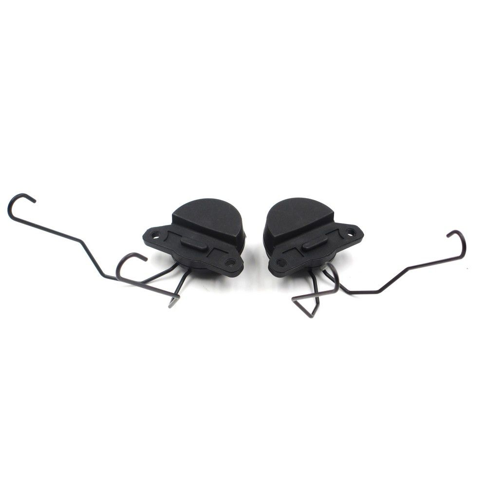 Supports (Z3AD) (EX) Peltor MSA Noir - FMA