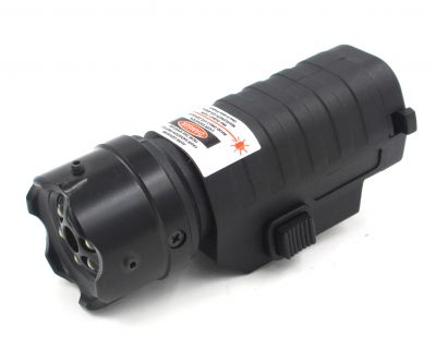 TACTICAL LED/LASER [ASG]