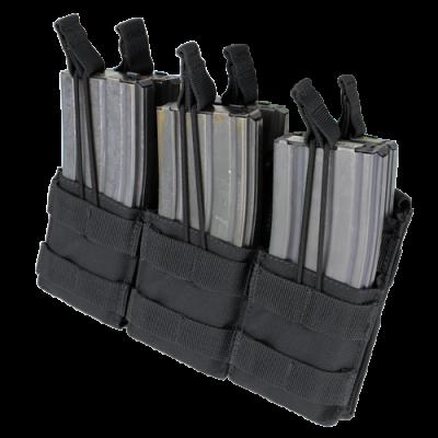 TRIPLE POCHE STACKER OPEN - AR15/M4 [CONDOR]