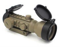 VISEUR POINT ROUGE ET VERT 2X42 - AIM-O