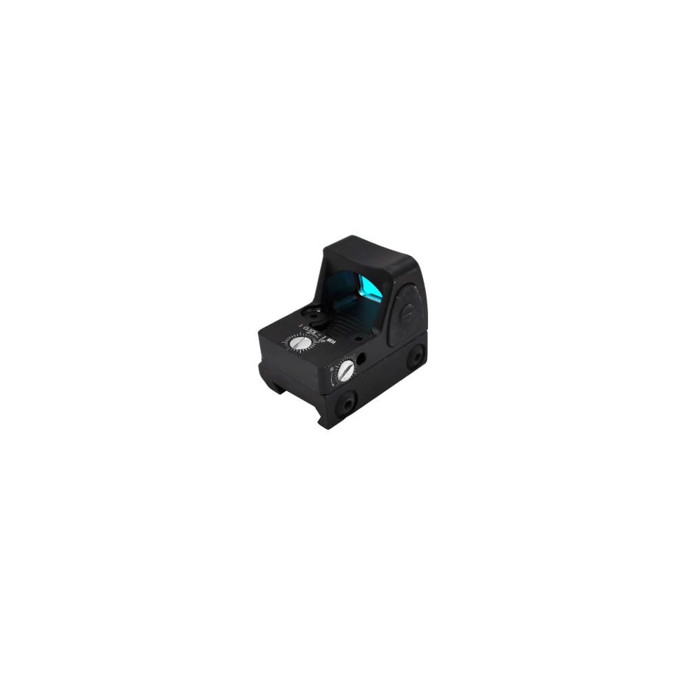 VISEUR POINT ROUGE LED RMR AJUSTABLE - AIM-O
