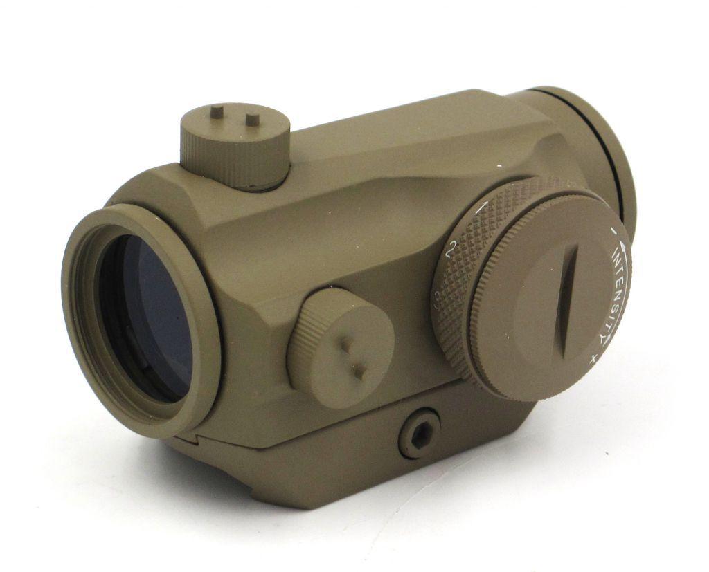 VISEUR T1 POINT ROUGE ET VERT - QD - AIM-O