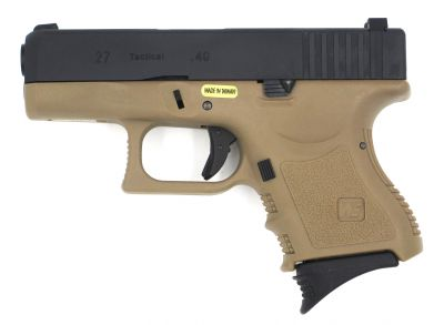 WE27 GBB - GREEN GAS - COYOTE TAN [WE]