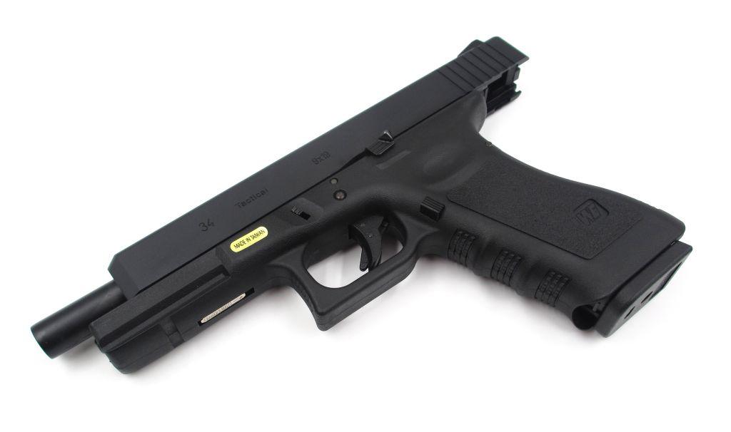 WE34 Gen 4 (GBB) Gaz Noir - WE-Tech
